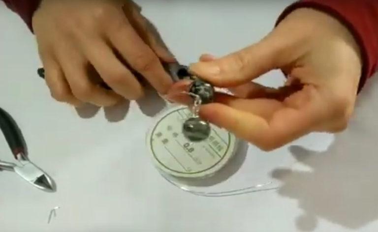 La catena a rosario o nodo orefice